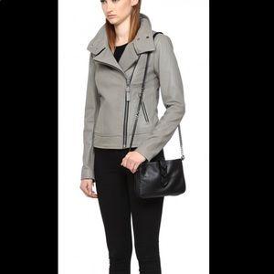 Authentic Mackage Kenya Leather Jacket, M